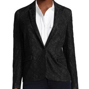 The Kooples Jackets & Coats - ❌SOLD❌The Kooples Black Lace Blazer Jacket Work